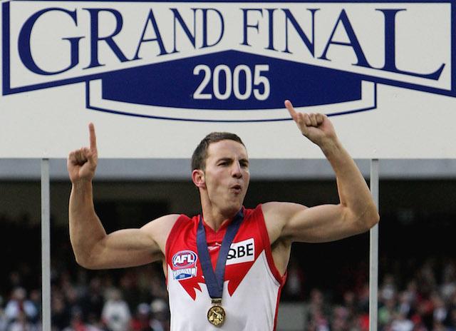 2005 AFL Grand Final - Sydney Swans v West Coast Eagles