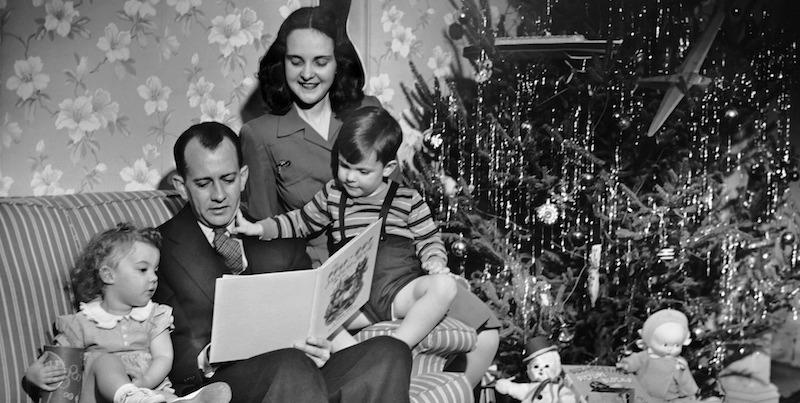 Foto Di Natale Anni 60.In Islanda I Libri Sono Il Miglior Regalo Di Natale Il Post
