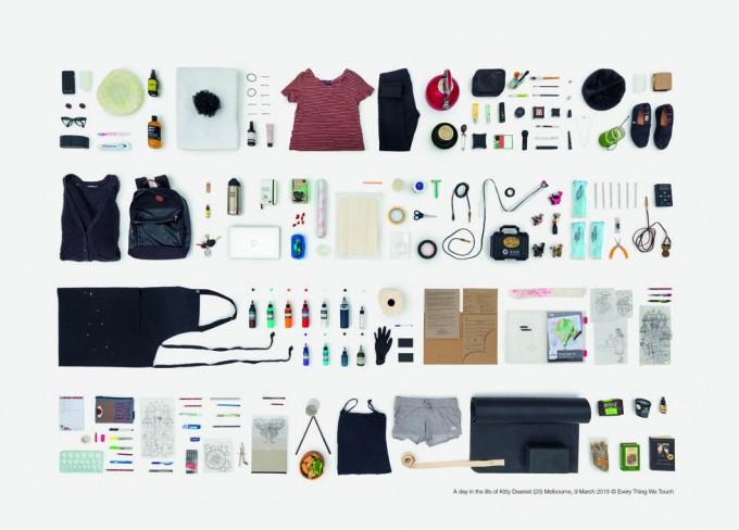 Every Thing We Touch - Paula Zuccotti