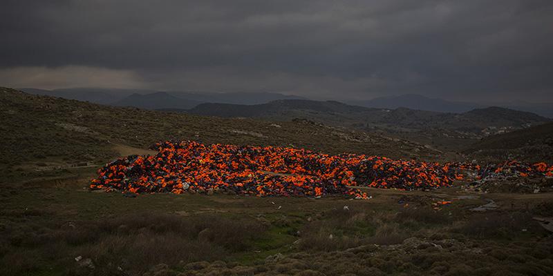 Lesbo, Grecia