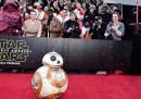 """Chi c'era alla prima di """"Star Wars: Il Risveglio della Forza"""""""
