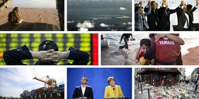 I dieci eventi più importanti del 2015