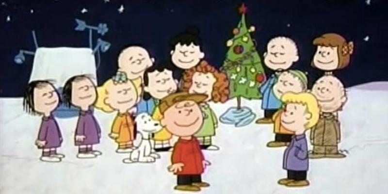 """a charlie brown christmas ha anni il post"