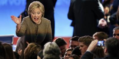 Hillary Clinton ha vinto un altro dibattito
