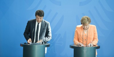 Perché Renzi litiga con Merkel