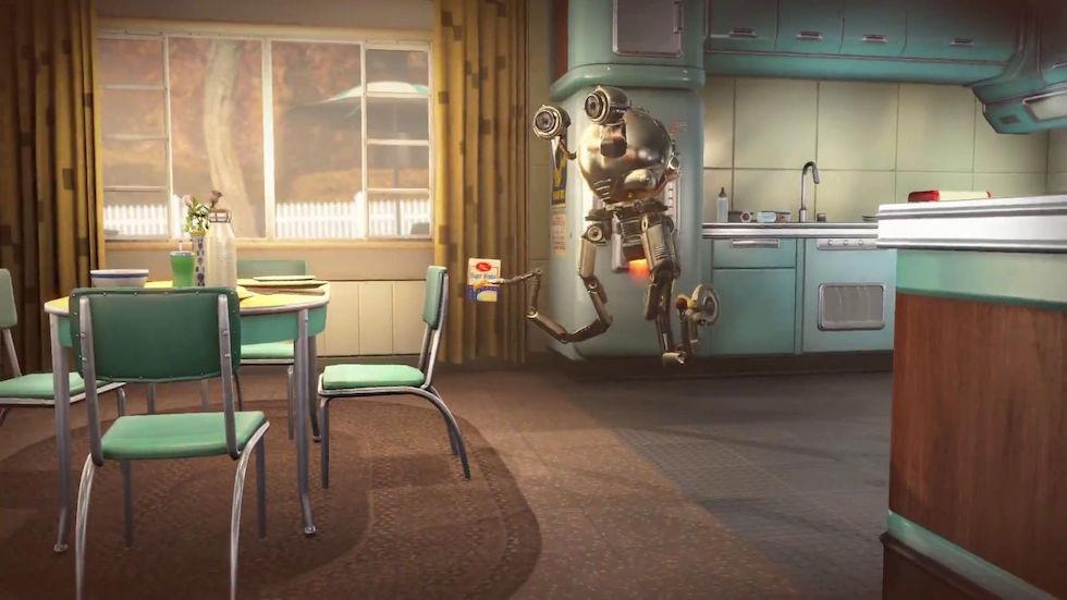 I migliori esempi di arredamento nei videogiochi il post for Esempi di arredamento