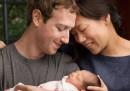 Mark Zuckerberg dice che donerà il 99 per cento delle sue azioni Facebook nel corso della sua vita