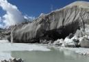 Sull'Everest si stanno formando i laghi