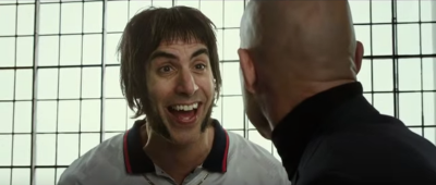 """Il trailer di """"Grimsby"""", il nuovo film di Sacha Baron Cohen"""
