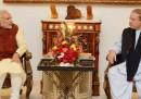 L'inaspettata visita di Modi in Pakistan