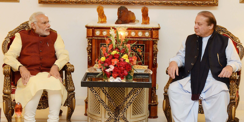 Narendra Modi, Nawaz Sharif
