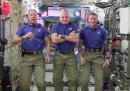 Il video degli astronauti che ci augurano buone feste dallo Spazio