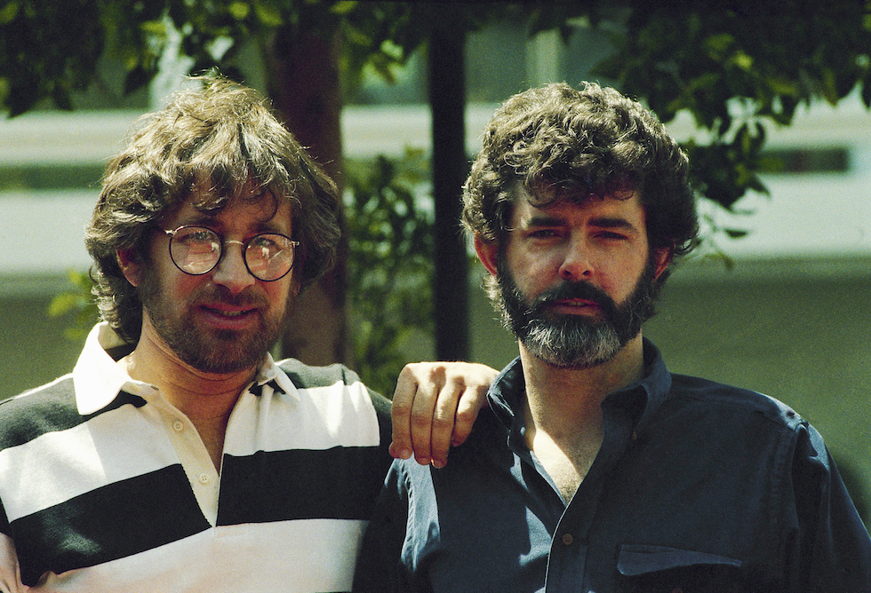 Spielberg  Lucas 1984