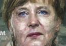 Angela Merkel è la persona dell'anno di Time