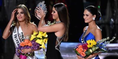 Il video dell'errore nell'annuncio di Miss Universo