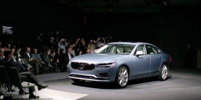 Com'è fatta la nuova Volvo S90