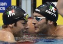 Storie di un bel giorno per il nuoto italiano
