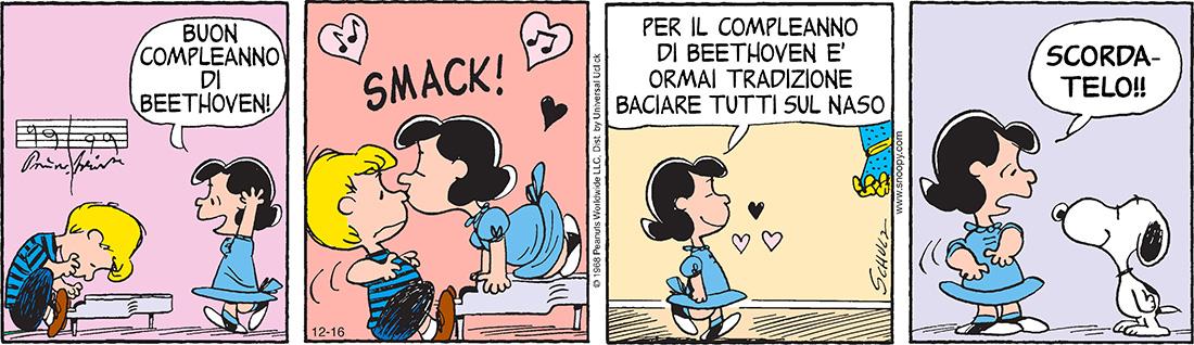 Préférence Peanuts 2015 dicembre 16 - Il Post LT78