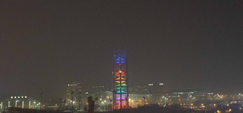 Pechino inquinamento
