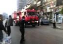 La bomba molotov al Cairo