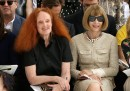 Grace Coddington non sarà più la direttrice creativa di Vogue