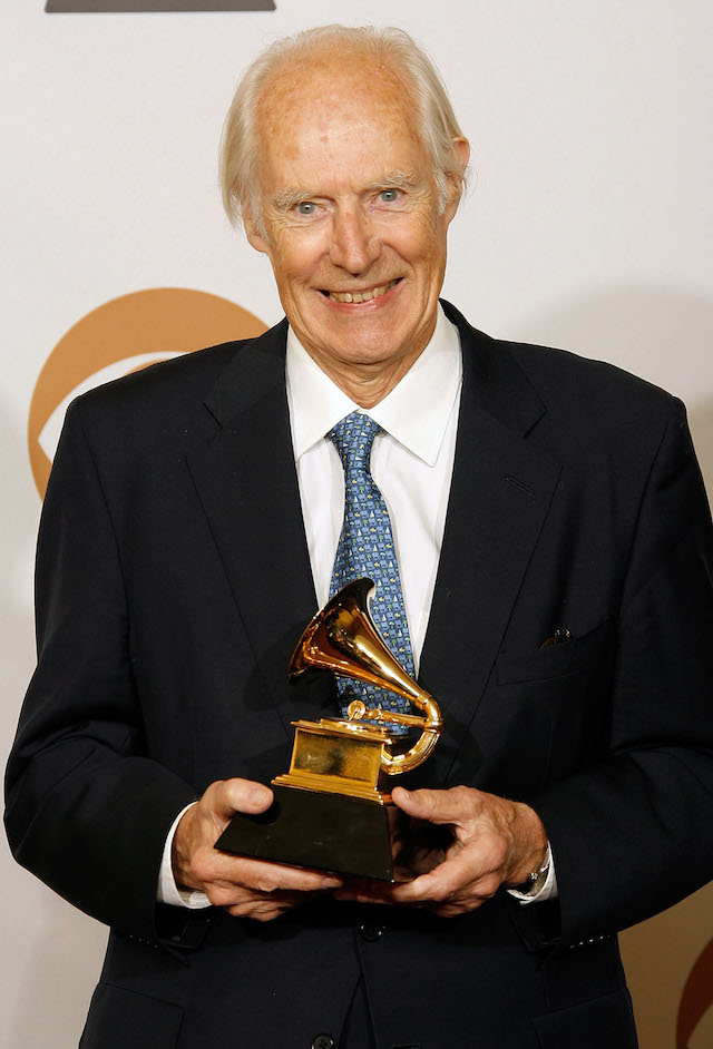 50th Annual Grammy Awards - Press Room