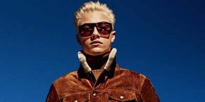 Lucky Blue Smith, il modello del momento