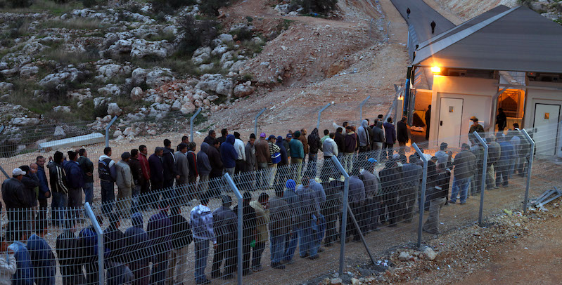Palestinian Workers Complain Of Abuse At Israeli Crossings