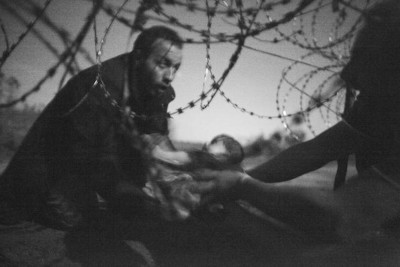World Press Photo of The Year e Spot News, 1° Premio