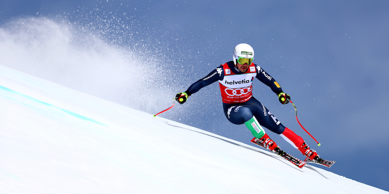 Audi FIS Alpine Ski World Cup - Men's and Women's Downhill Training