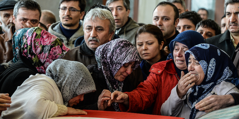 Turkish Bombing Kills 37 As Government Vows To Defeat Terrorism