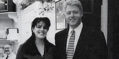 Bill Clinton e le donne, di nuovo