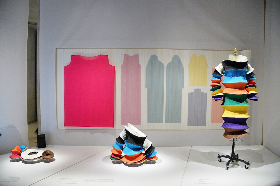 La pi importante mostra di moda dell 39 anno il post for Stilista giapponese miyake