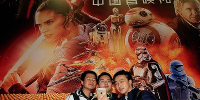 Hollywood fa affari con la Cina