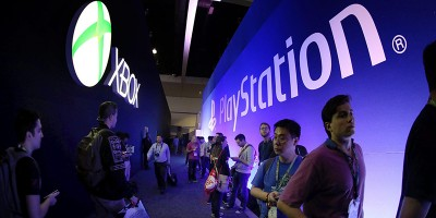Le foto dell'E3 2016 a Los Angeles
