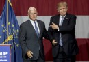 Mike Pence sarà il vice di Trump