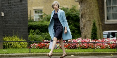 Guida minima a Theresa May