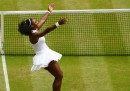 Serena Williams ha vinto Wimbledon