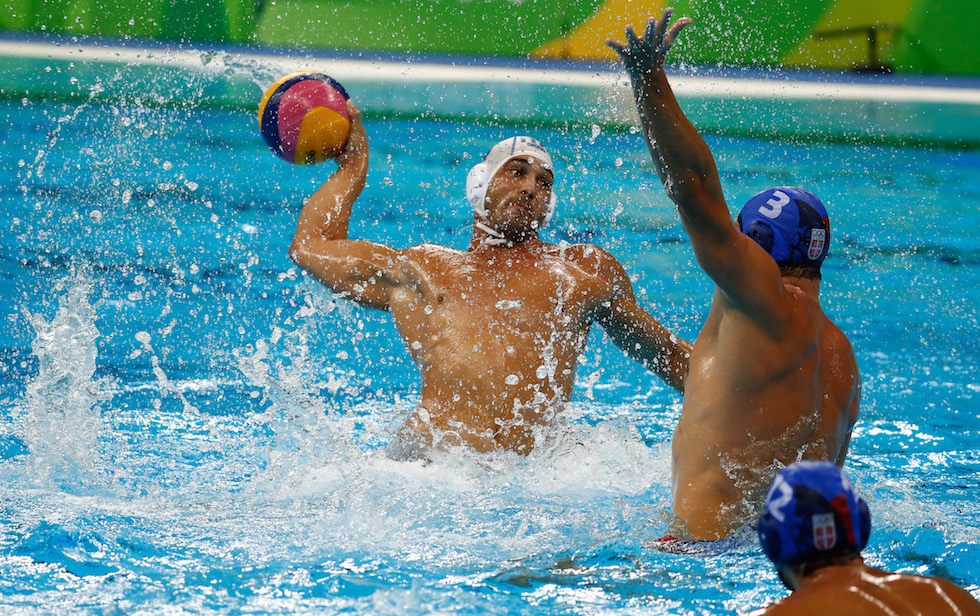 Water Polo - Olympics: Day 13