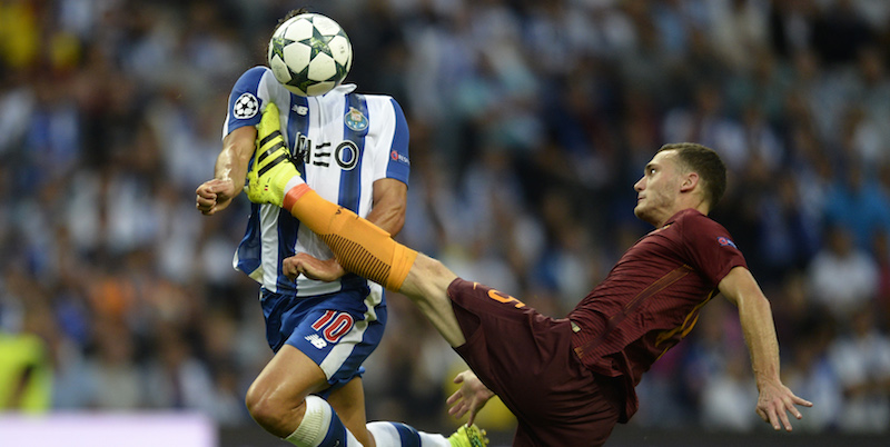 Roma Porto: La Roma è Stata Eliminata Dalla Champions League