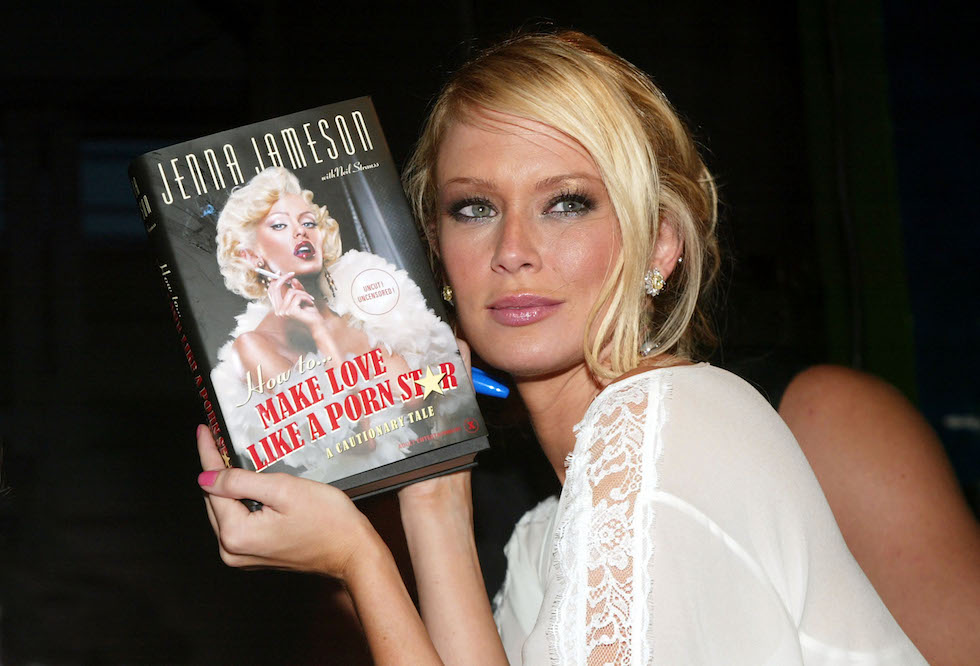 Jenna Jameson Book Release Party