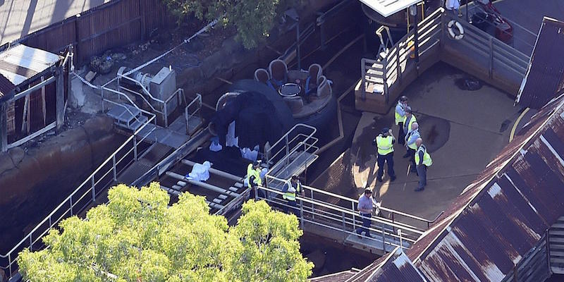 Australia: 4 morti in parco divertimenti