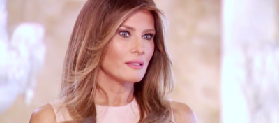 Melania Trump dice che è colpa di Billy Bush