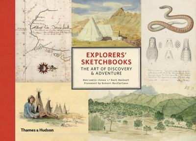 explorers sketchbook