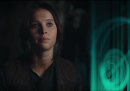"Gli spot televisivi per ""Rogue One: A Star Wars Story"""