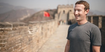 Facebook sperimenta un sistema per censurare i post in Cina