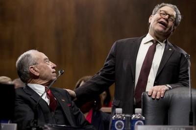Stati Uniti, molestie sessuali: il senatore Franken annuncia le sue dimissioni
