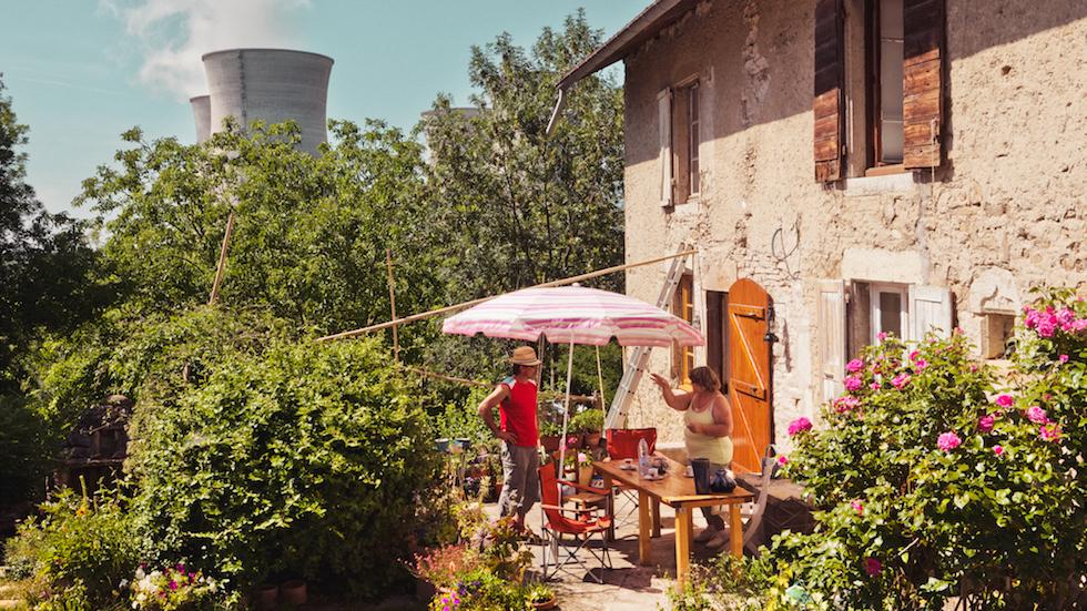 Vie Chez la Central, Andrea Pugiotto