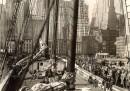 Theoline, New York, 1936  © Berenice Abbott