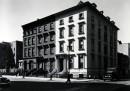Fifth Avenue Houses, New York, 1936  © Berenice Abbott